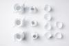 Nieperfekcyjna ceramika od Zhekai Zhang